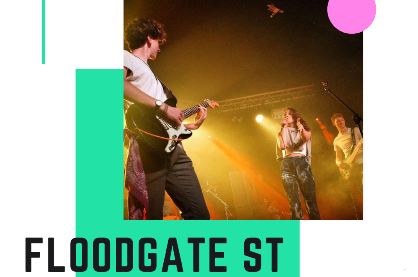 Floodgate St / The Teals / LORENKA / Callum Shaw